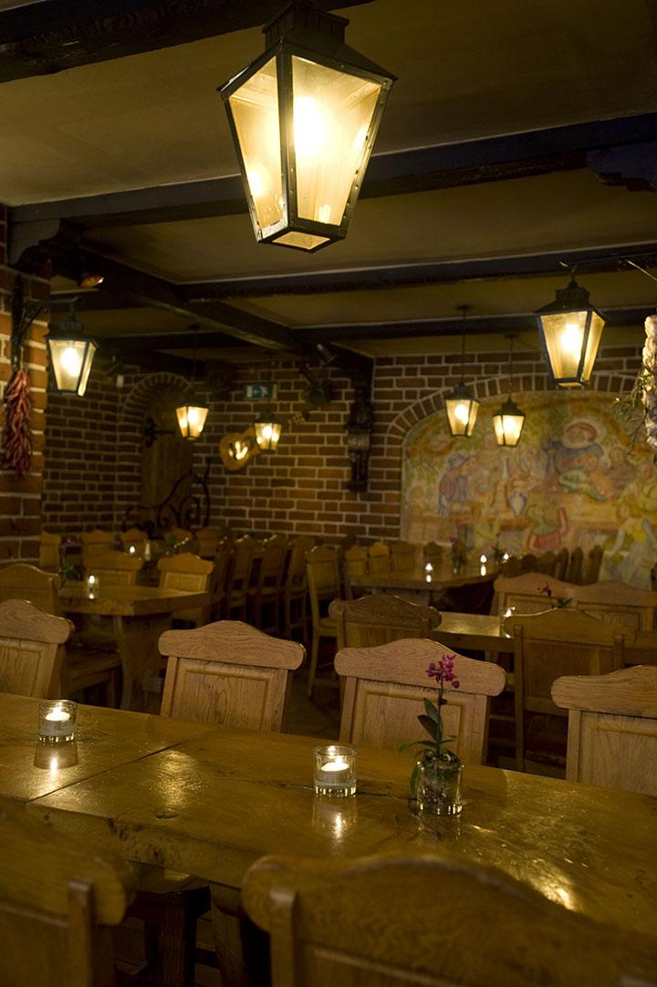 Velkommen til Restaurant La Casa - Spansk restaurant & tapas bar